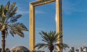 Золотая Рамка Дубая
