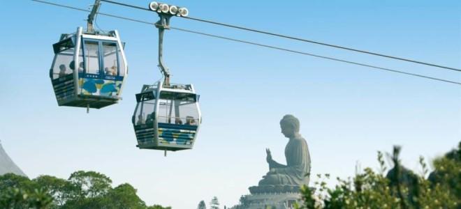Канатная дорога Нгонпинг 360
