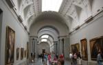 Обзор самых известных музеев Мадрида