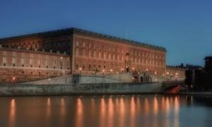 Экскурсия по Королевскому дворцу в Стокгольме