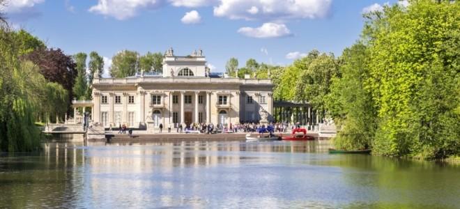 Описание парка «Королевские Лазенки» в Варшаве