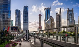 Город Шанхай
