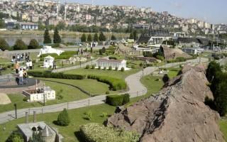 Виртуальное посещение Миниатюрка — парка миниатюр в Стамбуле
