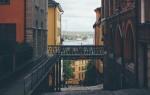 Обзор главных достопримечательностей Стокгольма