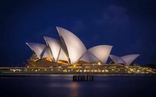 Обзор сиднейского оперного театра в Австралии