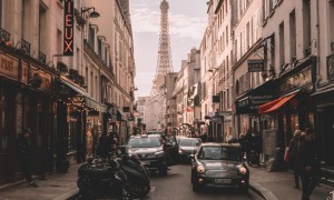 Описание достопримечательностей Парижа