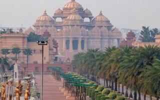 Многоликий Дели — столица Индии