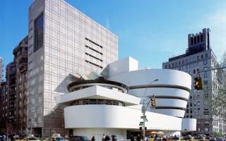 Описание музея Гуггенхайма в Нью-Йорке