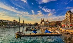 Осмотр главных достопримечательностей Цюриха