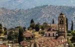 Деревня Лефкара, Кипр – кружева и серебро ручной работы