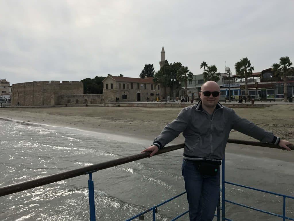 Ларнака, Кипр, форт