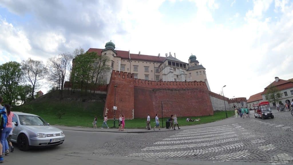 Краков - замок Вавель