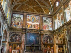 Церковь Сан Маурицио
