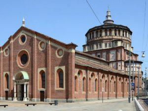 Церковь Санта Мария Делле Грацие