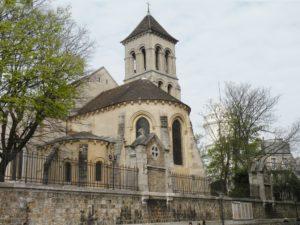 Храм Сент-Пьер