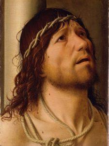 Иисус в терновом венке