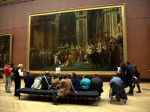 Картина «Коронация Наполеона»
