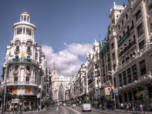 Улица La Gran Via