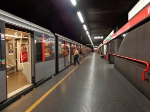 Миланский метрополитен