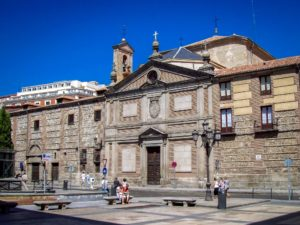 Монастырь Дескальсас-Реалес
