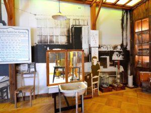 Музей Марии Склодовской-Кюри