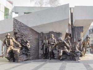 Памятник варшавскому восстанию