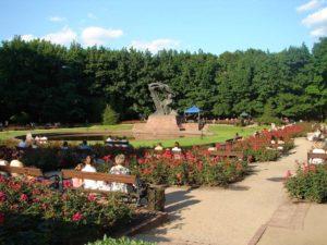 Парк Лазенки