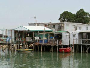 Рыбацкая деревня Тай О