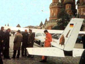 Самолет Руста