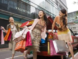 Гонконгский шоппинг