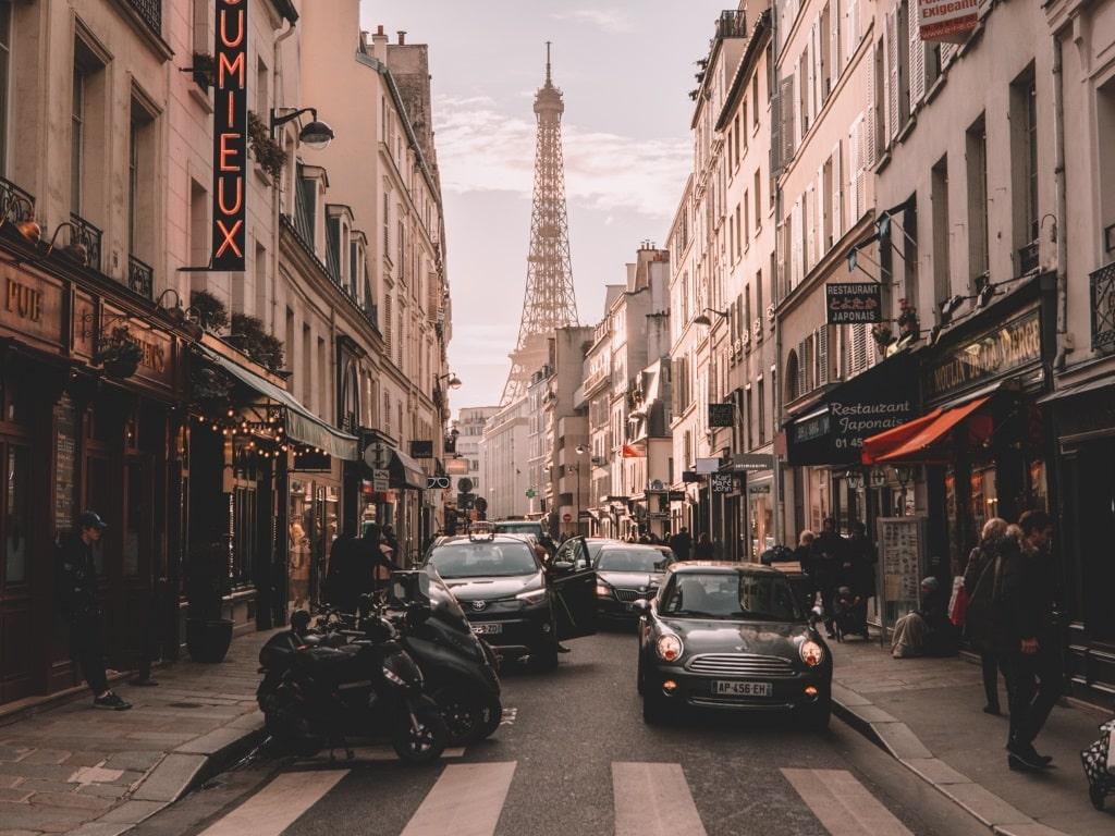 Париж достопримечательности фото и описание кратко