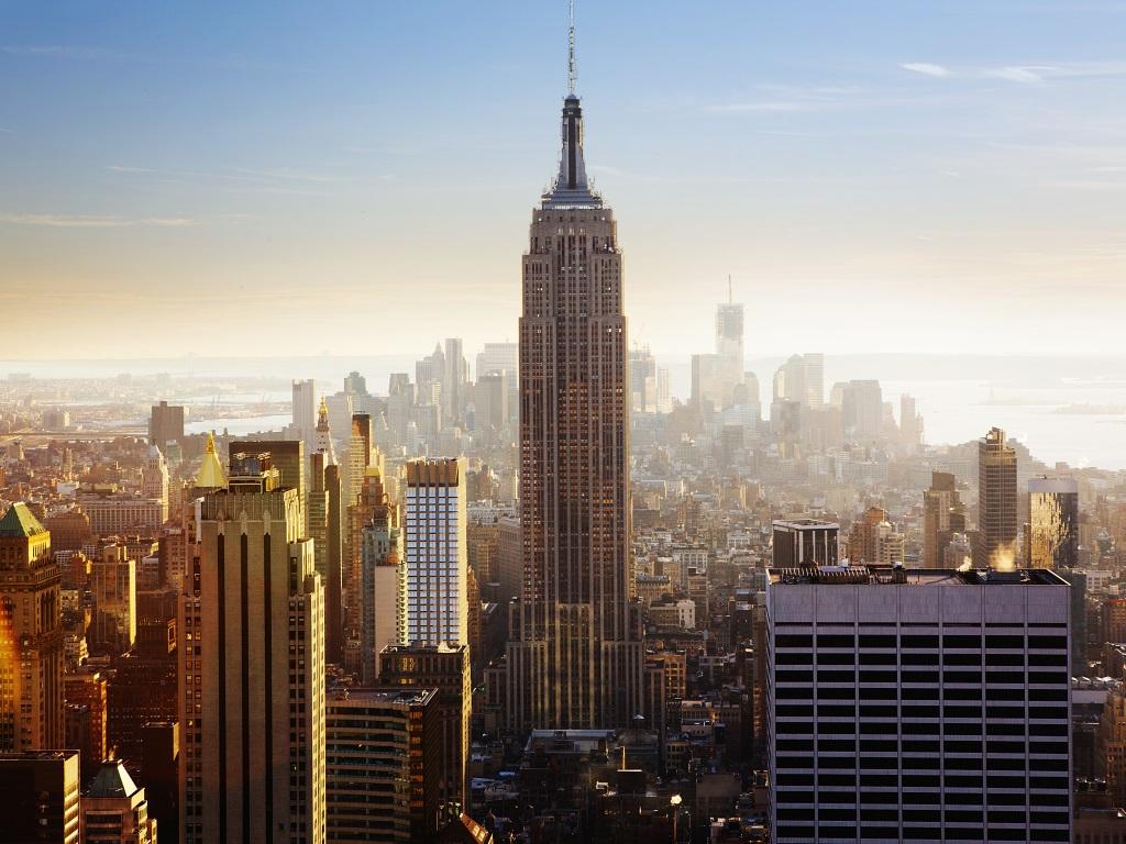 Фото Манхэттена  интересные места и достопримечательности