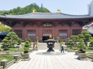 Женский монастырь Чи Лин