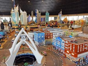Зона Lego City