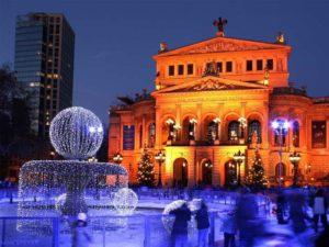 Оперный театр в стиле ренессанс конца 19 века