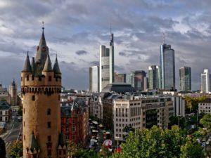 Средневековая башня Эшенхайм