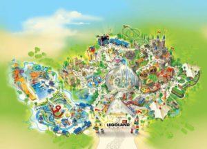 Самый популярный тематический парк