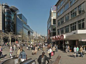 Торговая улица Цайль