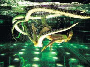 Фантасмагория под водой