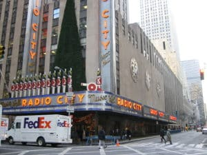 Radio City Music Hall