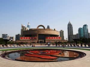 Музей Шанхая