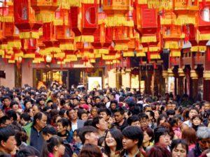 Население Шанхая – сложная смесь представителей разных национальностей