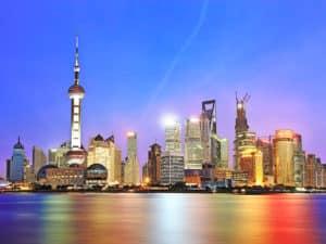 Самый известный мегаполис Китая