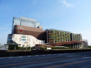 ТЦ Diver City Plaza