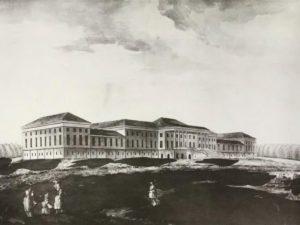 Дворец XVIII века