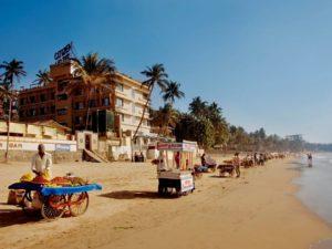 Пляж в Мумбаи
