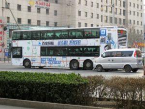 Маршрутов в Пекине до Храма Неба довольно много