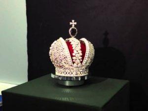 Копия Большой Императорской короны