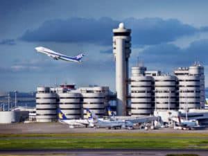 Аэропорт Ханэда