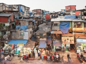 Район бедняков